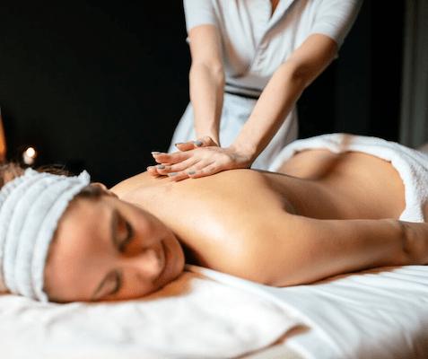 bedste Massage